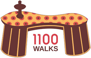 1100 Walks