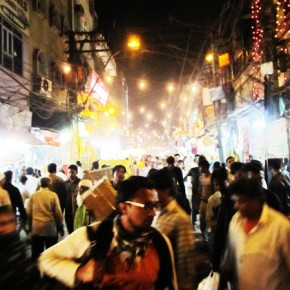 Chandni Chowk Night Walk / Sat 14 Dec 2019