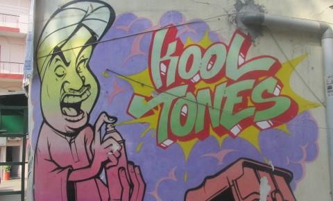 Street Art of Delhi / Sun 31 Jan 2016